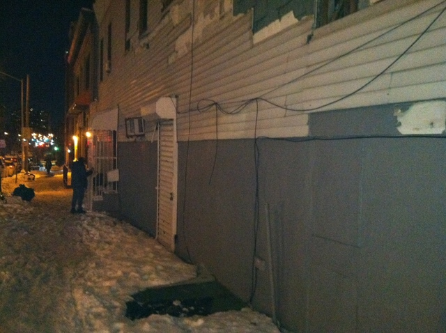 <p>A 20-year-old man was killed and another wounded in a shooting a Bronx party at 501 E. 165th St. early Saturday morning, Feb. 9, 2013, police and sources said.</p>