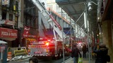 Second Fire in Two Days Breaks Out in Fulton Street Building