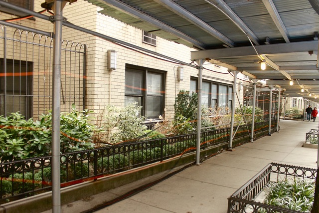 <p>The garden is damaged on a daily basis with trash and vomit left by SideBar&rsquo;s customers, said Peter Gjoni, superintendent of the 145 E. 15th St.</p>