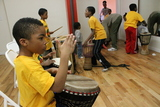 Arts Group Teaches African Drumming and Dance in Bedford-Stuyvesant