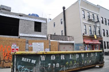 Bushwick's Community Board 4 wants the city to reevaluate which buildings can be high-density and commercial.