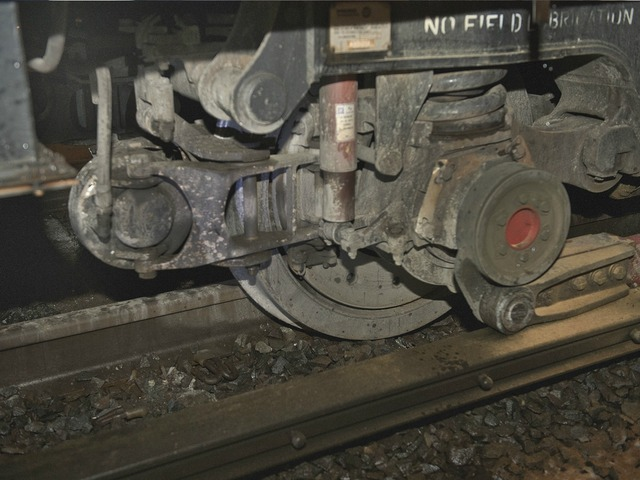 <p>An MTA spokesman said nearly 4,000 feet of track were damaged when a non-passenger LIRR train ran off the rails Monday March 18, 2013.</p>
