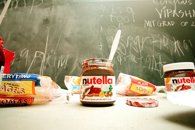 <p>Students are consuming larger quantities of Nutella than expected, according to a Dining Services official.&nbsp;</p>
