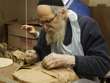 Crown Heights Matzo Makers Take Handmade to the Extreme for Passover