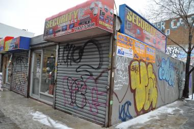 The basement of Realty Club NY LLC had slot machines and other gambling, court records say.