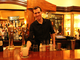 The Commerce Bar's Backstage Bartender Talks About 'The Revisionist'