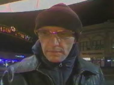 Police are looking for a man they say used a stolen debit card to withdraw cash from several ATMs.