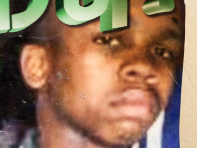 <p>Kimani or Kiki Gray, 16, from a poster his uncle had. Gray was shot by police on March 9, 2013, after pointing a gun in their direction, cops said.</p>