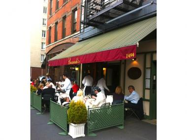 The Upper East Side Italian food staple Lusardi's was preparing in March 2013 to open a new restaurant in Greenwich Village.