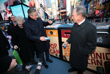Bloomberg Unveils Recycling Initiative in Times Square