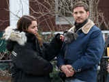 New Tom Hardy Film Shooting in Bedford-Stuyvesant Park