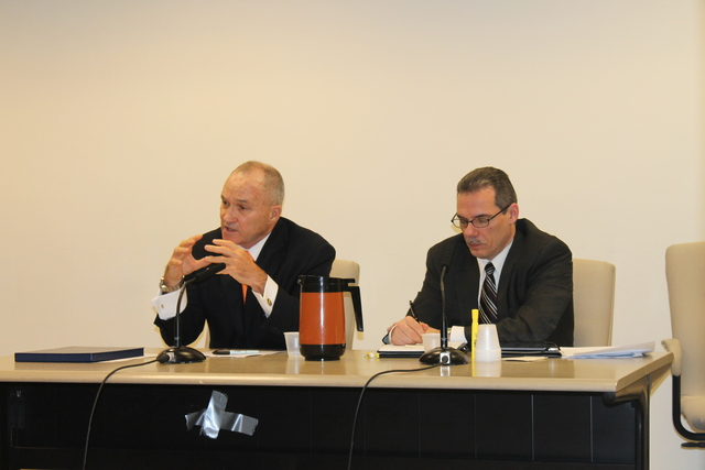 <p>Police Commissioner Ray Kelly defended the department at a City Council budget hearing on March 12, 2013.</p>