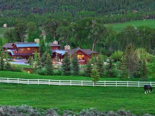 <p>Daisha Inman, the mother of the teen twin heirs to the Doris Duke fortune, allegedly wants to buy the RiverBend Ranch, a sprawling 214-acre estate on the market for $29 million.</p>