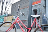 Roberta's Pizza Hopes to Add Bike Parking this Spring