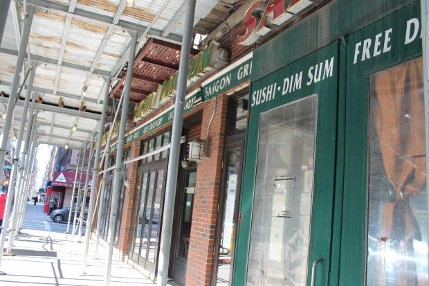 Saigon Grill Closes Amid Battle Over $1M in Back Wages
