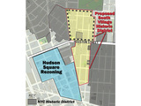 Pier 40 Repairs, Village Landmarking Added to Hudson Square Rezoning Plan