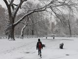 Snowstorm Leaves Morning Commute a Mess