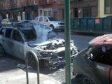 Priest's Car Torched Outside His East Village Parish