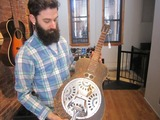 Antique Guitar Shop Offering Rare Finds Opens in East Village