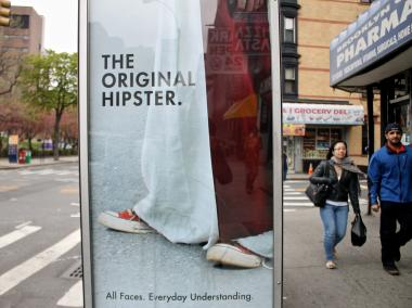 The Catholic Diocese of Brooklyn's new campaign targets the hipster demographic.