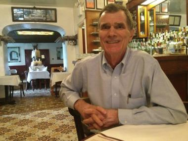 Nick Sitnycky has owned the restaurant for 40 of its 105 years.