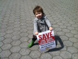 Babies and Moms Rally Together for Toddler March to Save LICH