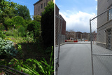 Asphalt Lot Is Fine Substitute for Bulldozed Garden, Ed Department Says