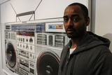 Art Show Brings the Boombox Back to Bed-Stuy
