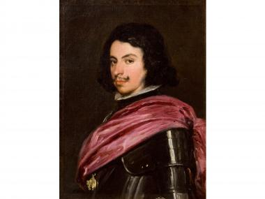 Velázquez's Portrait of Duke Francesco I d'Este, which comes from Modena, Italy's Galleria Estense, will be on display for the first time in the U.S. from April 16 until July 14, 2013 at the Metropolitan Museum of Art, 1000 Fifth Ave.