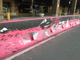 New City Mural Has 'Too Much Pink,' Gripe Kips Bay Residents