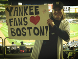 Yankees and Their Fans Suspend Red Sox Rivalry to Honor Boston