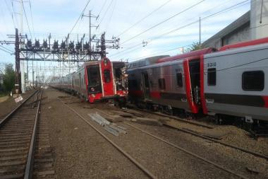 Two Metro-North trains collided on May 17, 2013.
