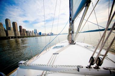 Ways to get onto the water from the Upper West Side for kids and adults, from free to luxury.