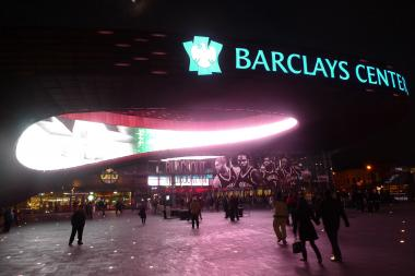 The Barclays Center will host MTV's Video Music Awards on Aug. 25, 2013.