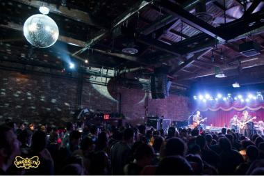 "Brooklyn Bowl owner Peter Shapiro will open the ""Rock and Roll Playhouse"" with children's workshop but locals are concerned by a possible after 8 p.m. ""nightclub"" that could be planned for the location."