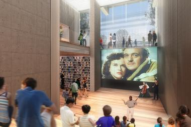 The New York Public Library unveiled the potential design of its Donnell Library branch in Midtown on Monday night, April 6, 2013, which officials said they expect to reopen by 2015.