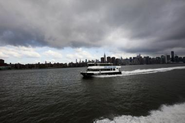 Waterfront Group Pushing for Astoria Ferry Service