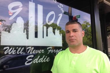 Eddie Junior sports bar