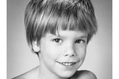 Etan Patz, 6, disappeared in 1979 and was declared dead in 2001, though his body was never found.