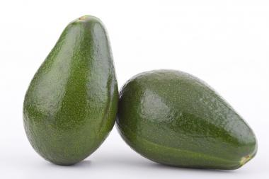 The Florida Avocado is considered less flavorful than the Hass avocado.