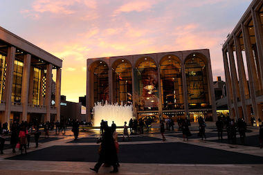 Two 16-year-olds were tracked by officers into the Lincoln Center subway station.