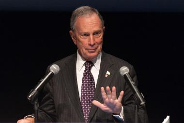 Mayor Michael Bloomberg has used his private email account to discuss city business.