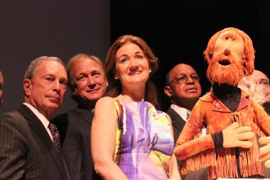 The Moving of the Moving Image will be home to a permanant exhibit of the famous puppeteers' work.