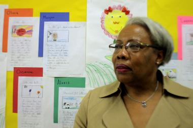 Principal Roberta Davenport has transformed P.S. 307 from an ailing institution to a place the community is proud of.