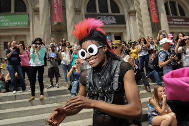 Real punks respond to the Metropolitan Museum of Art's Punk exhibition