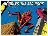 Brooklyn Comic Artist Gives Red Hook a New Hero