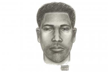 Police distributed a sketch of the man accused of sexually assaulting two 7-year-old girls in separate incidents in South Ozone Park last Wednesday, May 1, 2013. Police charged Lee Samuel, 25, in the attacks Tuesday night.