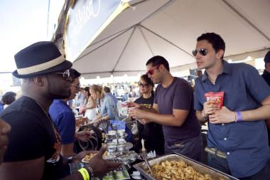 There are many food festivals and weekend markets in Brooklyn this spring and summer.