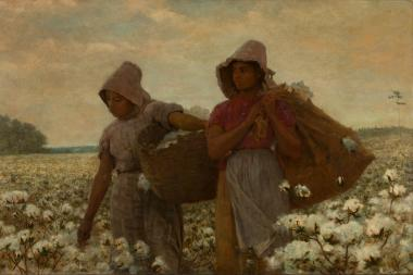 A new show at the Met, 1000 Fifth Ave., explores how the Civil War impacted American art.