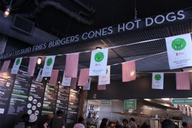 Shake Shack is a destination for many visitors to the city — who may be looking for a local to guide them around.
